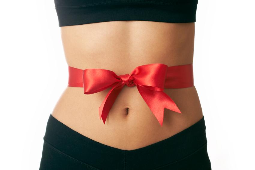 Kerst afvallen geef jezelf een platte buik cadeau for Geef een goed doel cadeau