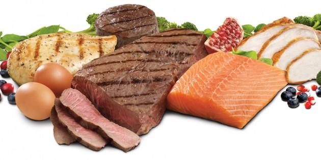 eiwitrijk voedsel